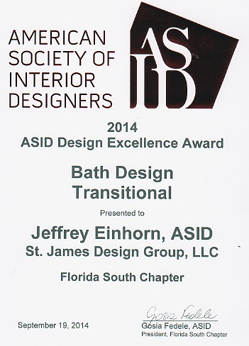ASID Design Excellence 2014